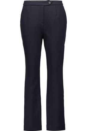 CHINTI AND PARKER Stretch-jersey straight-leg pants