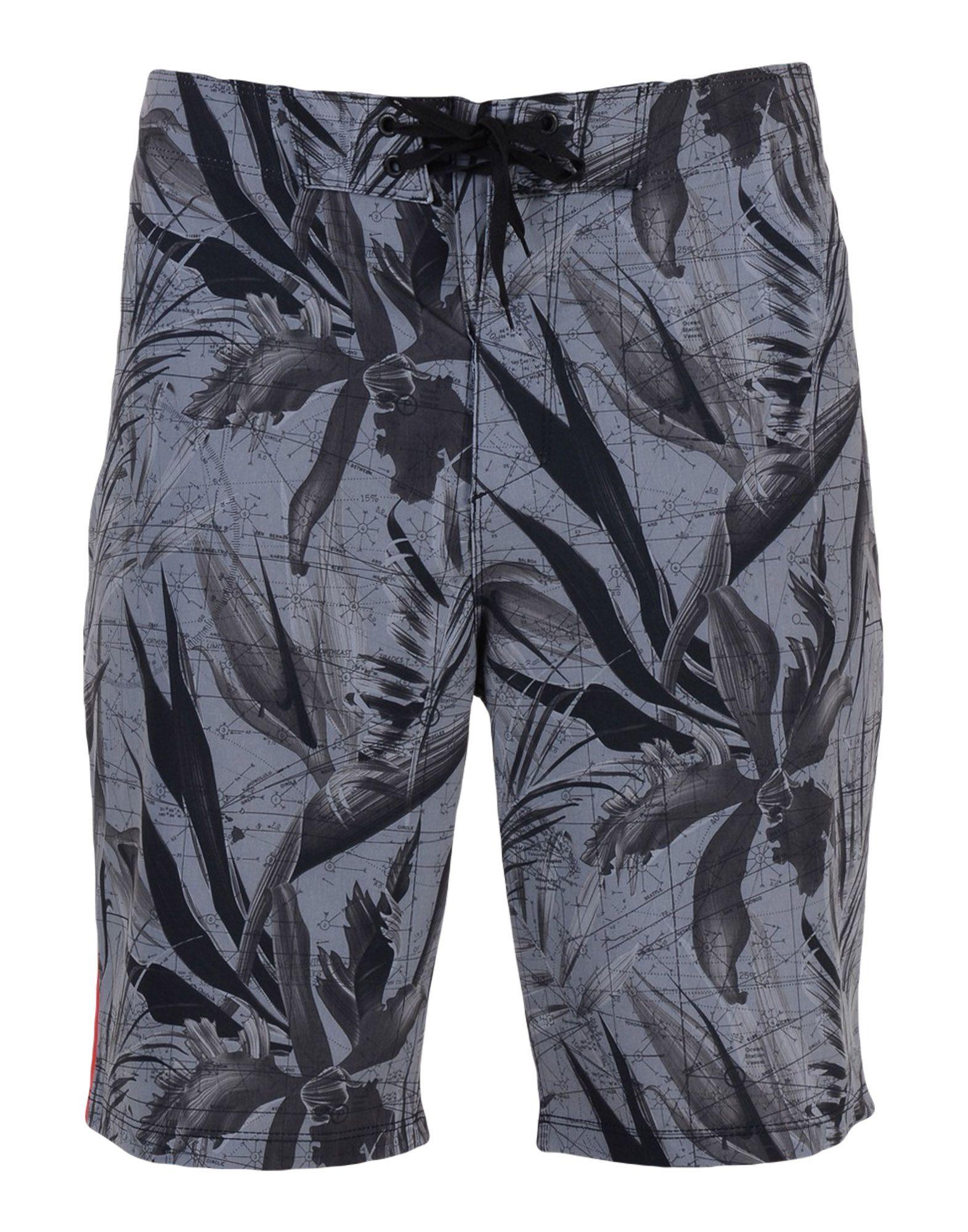HURLEY Пляжные брюки и шорты chris hurley wardriving drive detect defend