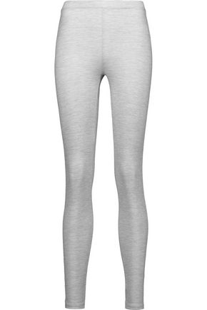 LIVE THE PROCESS Stretch-Supplex® leggings