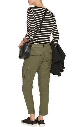 RAG & BONE Cargo cotton straight-leg pants