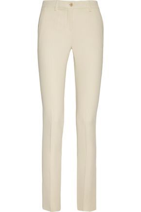 ETRO Veronica stretch-crepe straight-leg pants