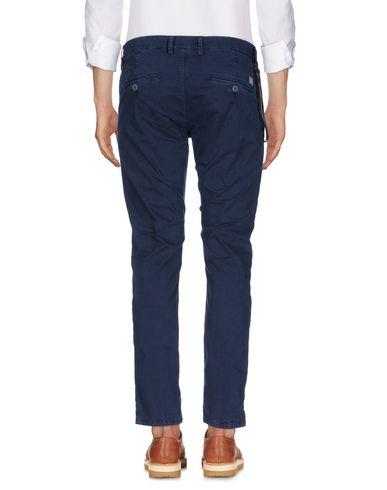 Фото 2 - Повседневные брюки от MODFITTERS темно-синего цвета