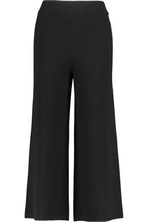 IRIS AND INK Ribbed wool culottes