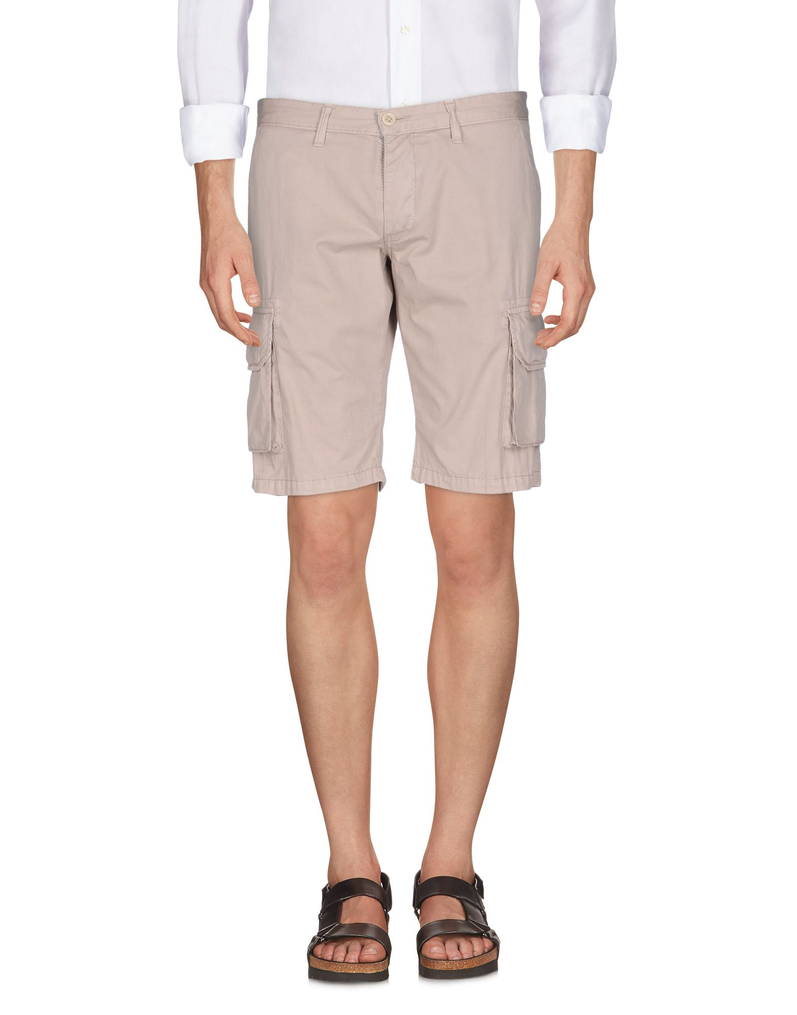GUIDI CULT Бермуды guidi cult повседневные брюки