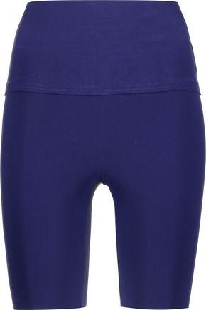 NORMA KAMALI Stretch-jersey shorts
