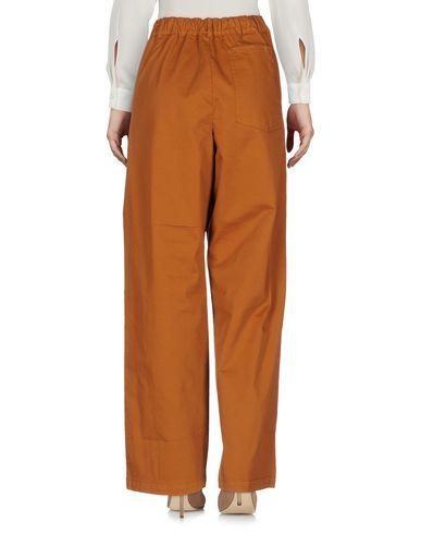 Фото 2 - Повседневные брюки от BARENA коричневого цвета