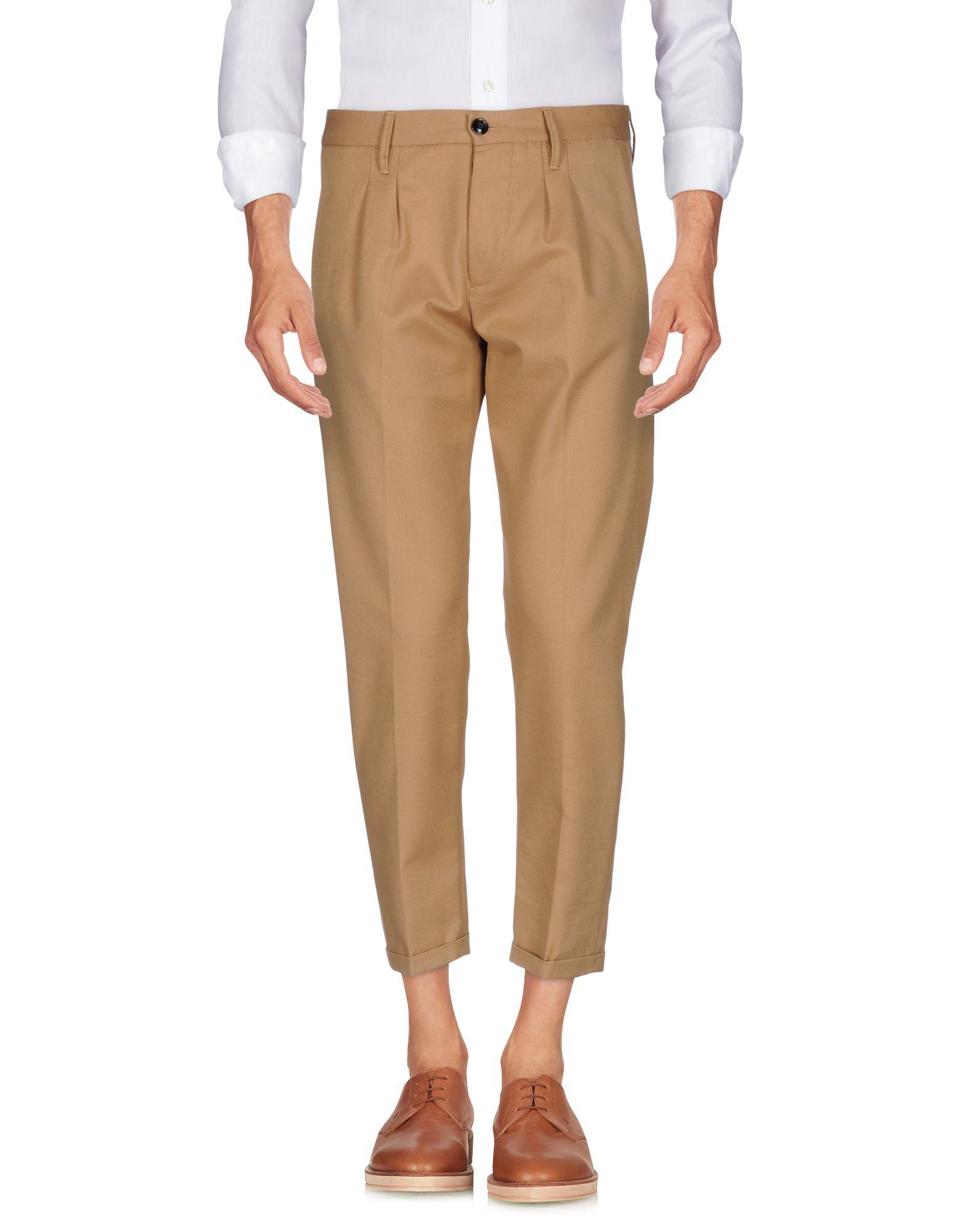 (+) PEOPLE Повседневные брюки artigli повседневные брюки