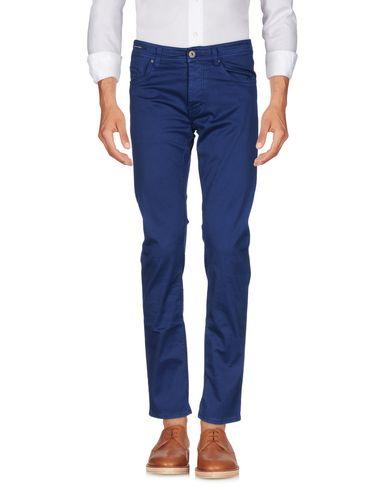 Фото - Повседневные брюки от TELERIA ZED синего цвета