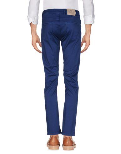 Фото 2 - Повседневные брюки от TELERIA ZED синего цвета