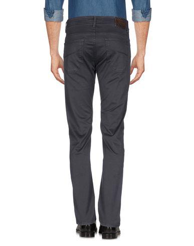 Фото 2 - Повседневные брюки от SIVIGLIA свинцово-серого цвета