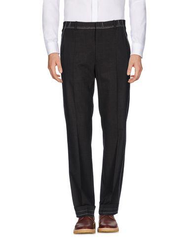 Купить Повседневные брюки темно-коричневого цвета