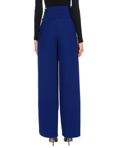 Фото 2 - Повседневные брюки от LUCILLE синего цвета