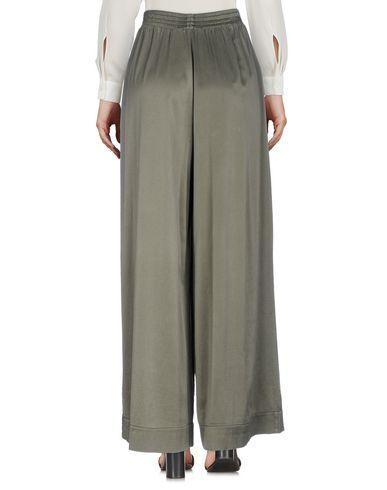 Фото 2 - Повседневные брюки от JIJIL цвет зеленый-милитари