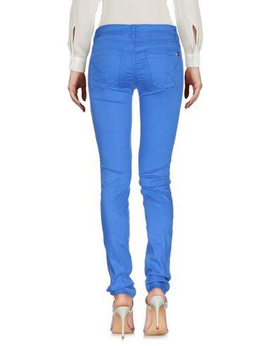 Фото 2 - Повседневные брюки от KAOS JEANS ярко-синего цвета