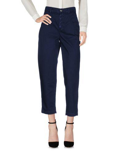 Купить Повседневные брюки от KAOS JEANS темно-синего цвета