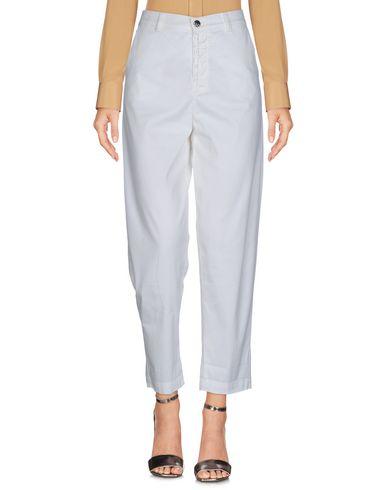 Купить Повседневные брюки от KAOS JEANS белого цвета