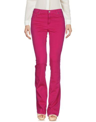 Фото - Повседневные брюки от TWINSET цвета фуксия