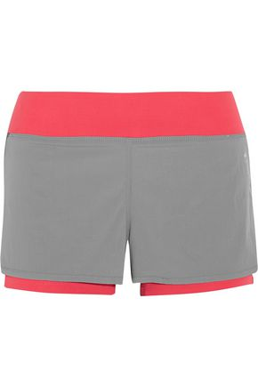 PEAK PERFORMANCE Montroc stretch jersey-lined shell shorts