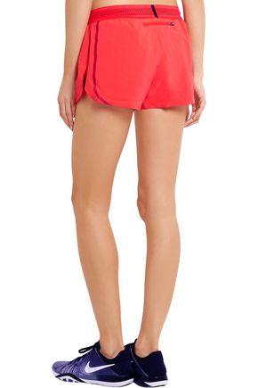 NIKE Aeroswift mesh-trimmed Dri-FIT stretch-shell shorts