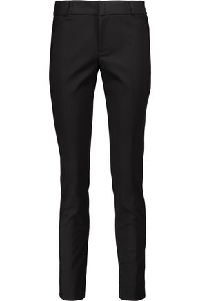 RAOUL Stretch cotton-blend skinny pants