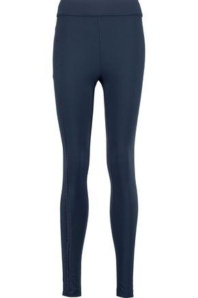 NO KA 'OI Kala embellished stretch-jersey leggings