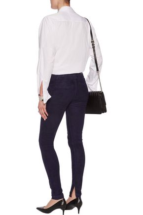 RTA Sonia nubuck leggings