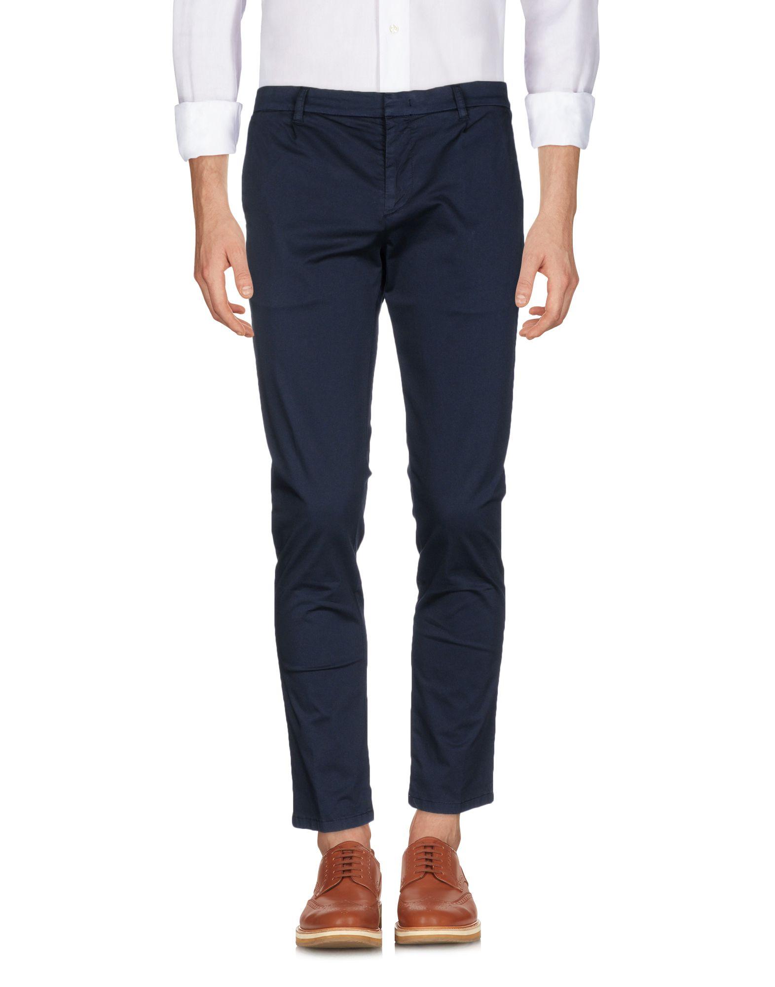PAOLO PECORA Повседневные брюки matrix 16908