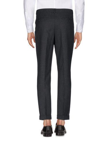 Фото 2 - Повседневные брюки цвет стальной серый