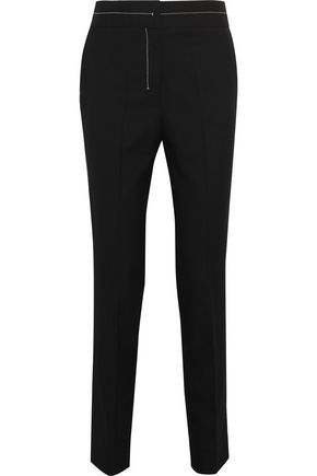 BY MALENE BIRGER Twill straight-leg pants
