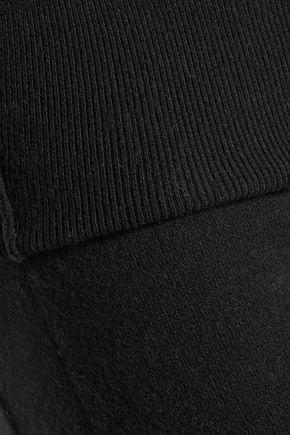 SOYER Stretch-knit culottes