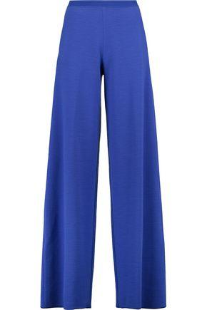 MISSONI Wool-blend wide-leg pants