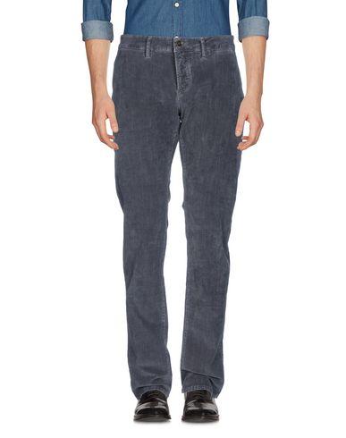 Фото - Повседневные брюки от SIVIGLIA свинцово-серого цвета
