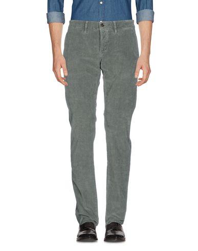 Фото - Повседневные брюки от SIVIGLIA темно-зеленого цвета