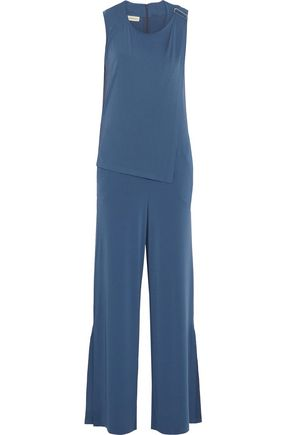BY MALENE BIRGER Nojo layered stretch-crepe jumpsuit