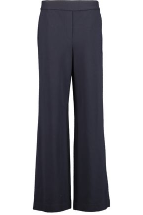 THEORY Talbert stretch-cady wide-leg pants