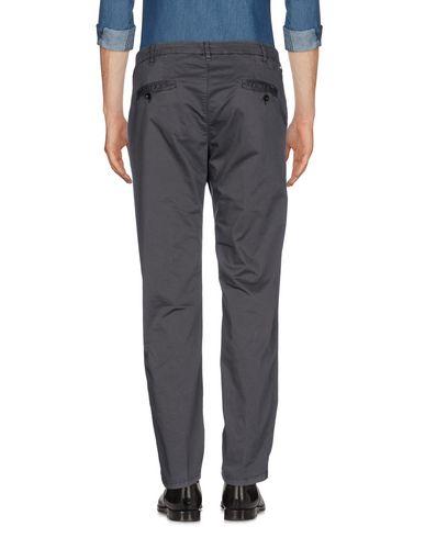 Фото 2 - Повседневные брюки от MYTHS цвет стальной серый