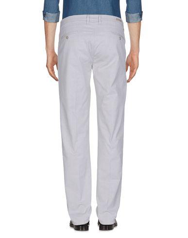Фото 2 - Повседневные брюки от SIVIGLIA светло-серого цвета