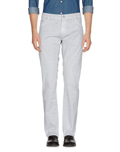 Фото - Повседневные брюки от PT05 светло-серого цвета