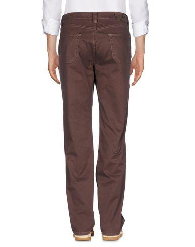 Фото 2 - Повседневные брюки цвет какао