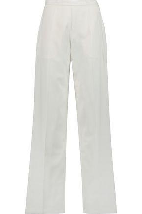 RAOUL Twill wide-leg pants