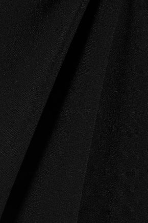 ANTONIO BERARDI Stretch-crepe tapered pants