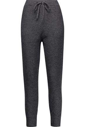 IRO Shawlee ribbed wool track pants