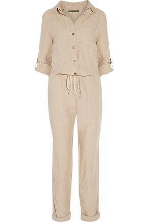 ENZA COSTA Twill jumpsuit