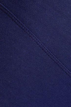 YUMMIE by HEATHER THOMSON® Milan stretch cotton-blend leggings