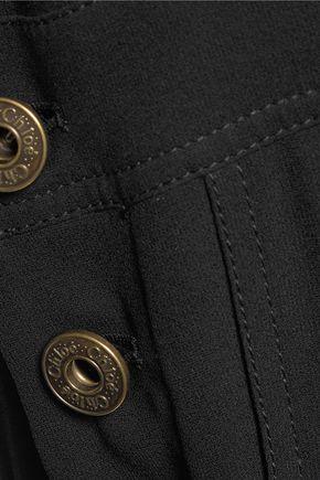 CHLOÉ Crepe overalls