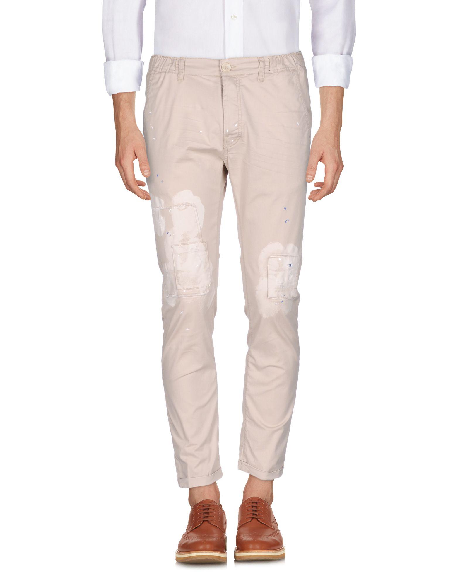 купить FRANKIE MORELLO Повседневные брюки дешево