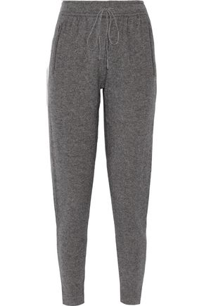LINE Keira wool and cashmere-blend tapered pants