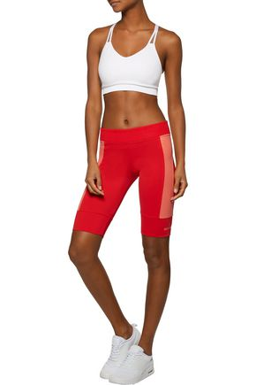 ADIDAS by STELLA McCARTNEY The Perf two-tone shorts
