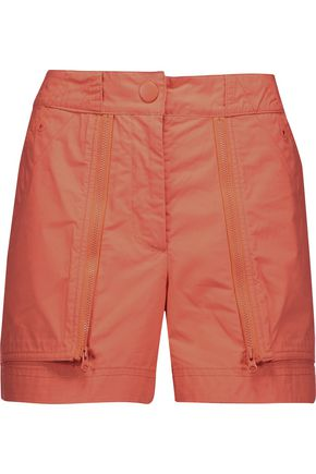 ADIDAS by STELLA McCARTNEY Cotton-canvas shorts