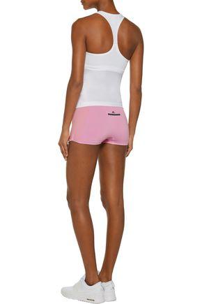 ADIDAS by STELLA McCARTNEY Paneled stretch shorts
